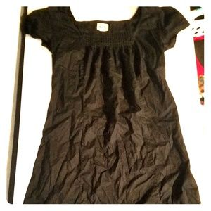 Medium Black converse dress (NWOT)